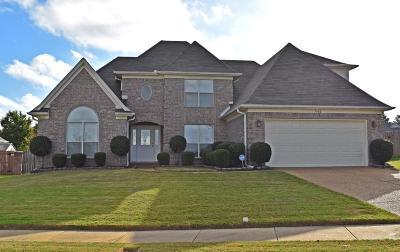 Olive Branch Single Family Home For Sale: 7402 Grandiflora Drive