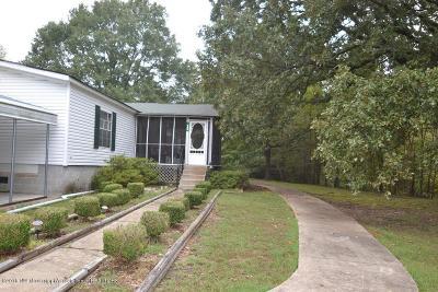 Byhalia Single Family Home For Sale: 180 Dempsey Drive