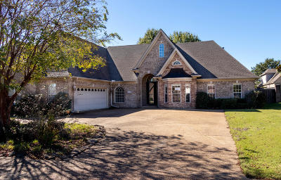 Olive Branch Single Family Home For Sale: 6733 Indigo Lake Drive