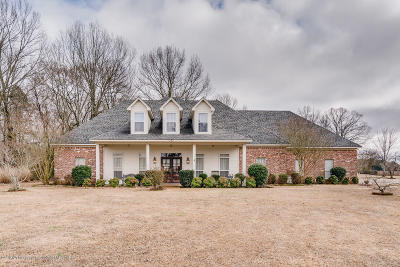 Hernando Single Family Home For Sale: 362 Whitetail Cove