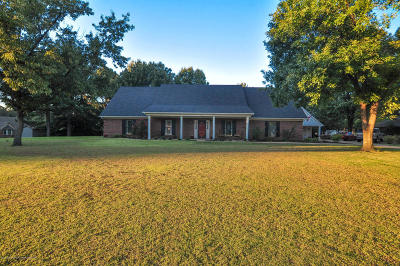 Olive Branch Single Family Home Active/Contingent: 3670 Hillsdale Drive
