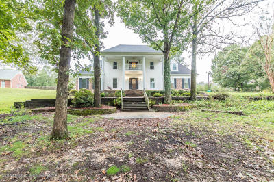 Olive Branch Single Family Home For Sale: 5105 S Forest Hill Road