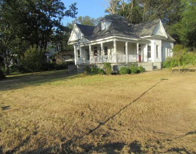 Lafayette County Single Family Home For Sale: 302 Sycamore Street