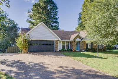 Desoto County Single Family Home For Sale: 4609 Big Horn Dr. S