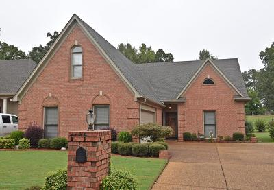 Olive Branch Single Family Home For Sale: 5368 Tournament Drive