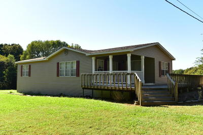 Lafayette County Single Family Home For Sale: 2 Co Rd 521