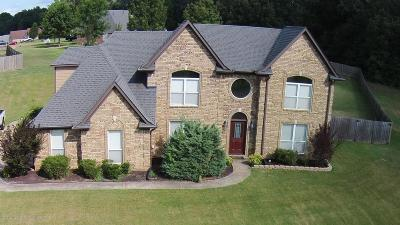 Southaven Single Family Home For Sale: 5504 Deer Trail Cove