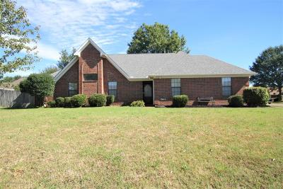 Olive Branch MS Single Family Home For Sale: $149,900
