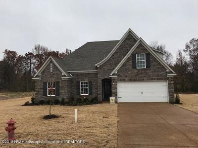 Southaven MS Single Family Home For Sale: $234,900