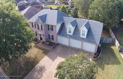 Hernando MS Single Family Home For Sale: $239,900