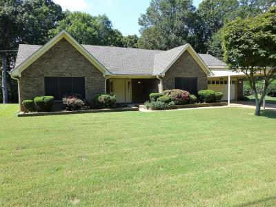 Hernando MS Single Family Home For Sale: $239,000