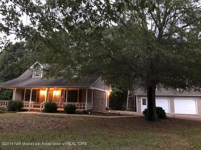 Tate County Single Family Home For Sale: 359 Laundre Road