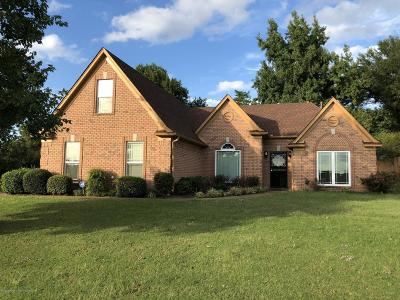 Hernando MS Single Family Home For Sale: $175,000