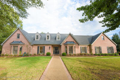 Olive Branch Single Family Home For Sale: 6672 Player Drive