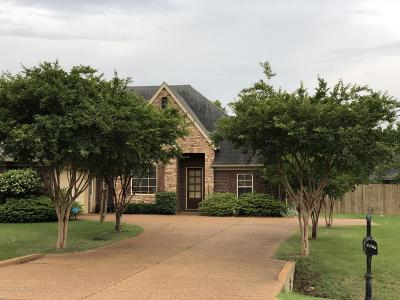 Olive Branch MS Single Family Home For Sale: $265,000