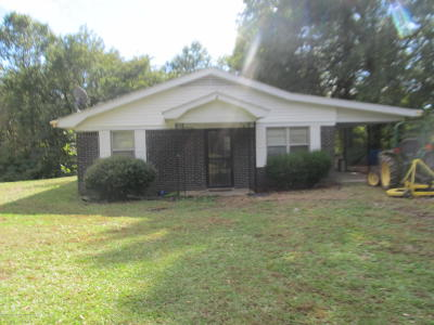 Tate County Single Family Home For Sale: 7820 Ms-4 West