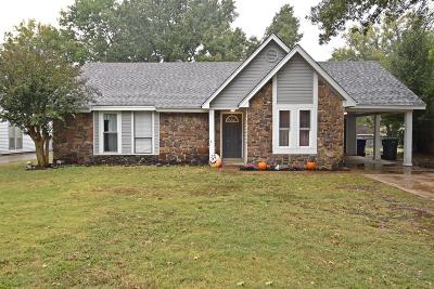 Southaven Single Family Home For Sale: 8731 Greenbrook Parkway