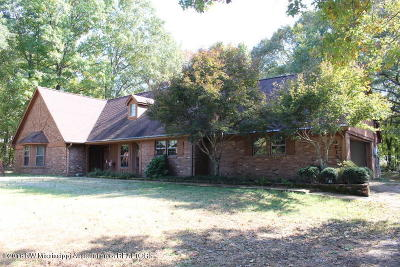 Desoto County Single Family Home For Sale: 3613 W Commerce Street