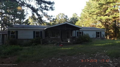 Tate County Single Family Home For Sale: 1573 Carlton Road