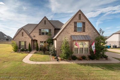 Desoto County Single Family Home For Sale: 7147 Belle Manor