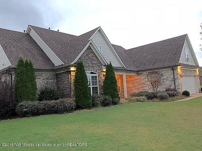 Southaven Single Family Home For Sale: 4781 Thornbury Cove