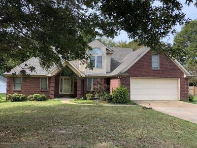 Tate County Single Family Home For Sale: 125 Keestone Drive