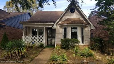 Desoto County Single Family Home For Sale: 6937 E Tulane Road