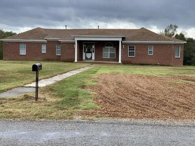 Marshall County Single Family Home For Sale: 1233 Williams Road