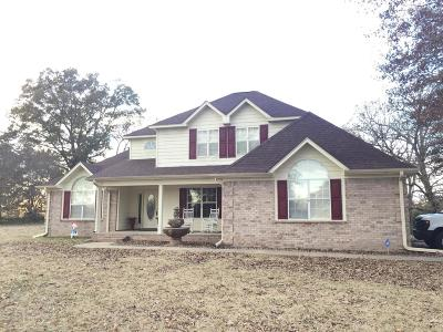 Tate County Single Family Home For Sale: 206 Joseph Drive
