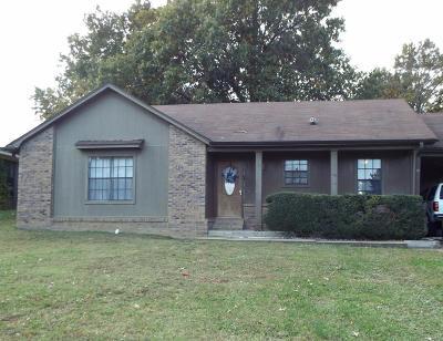 Olive Branch Single Family Home For Sale: 6095 Blocker Street