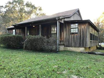 Byhalia Single Family Home For Sale: 1999 Bubba Taylor Road