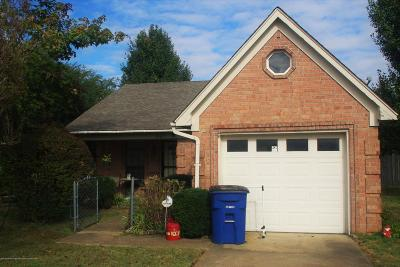 Desoto County Single Family Home For Sale: 6589 Pleasant Acres Drive