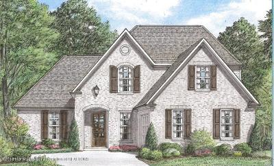 Olive Branch Single Family Home For Sale: 6925 Dakota Circle North Circle