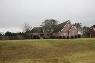 Southaven Single Family Home For Sale: 3334 Marcia Louise Drive