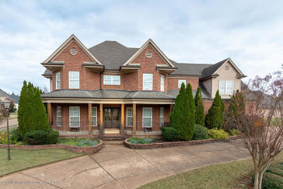 Olive Branch Single Family Home For Sale: 6324 Moondance Drive