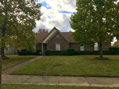 Horn Lake MS Single Family Home For Sale: $130,000