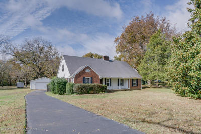 Olive Branch MS Single Family Home For Sale: $262,800