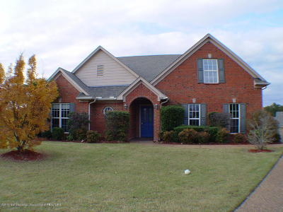 Southaven MS Single Family Home For Sale: $215,000