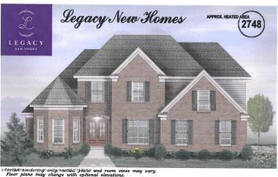 Hernando Single Family Home For Sale: 2298 Pine Tree Loop