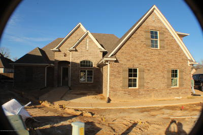 Olive Branch MS Single Family Home For Sale: $344,900