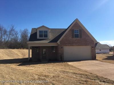 Horn Lake MS Single Family Home For Sale: $199,900