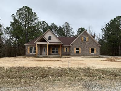 Tate County Single Family Home For Sale: 298 Magnolia Circle