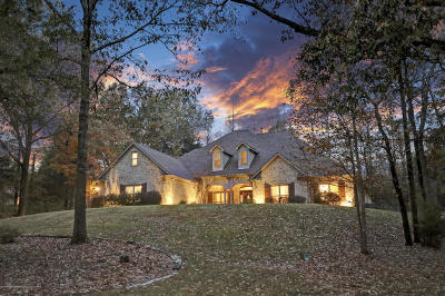 Marshall County Single Family Home For Sale: 16 Tall Forest Cove