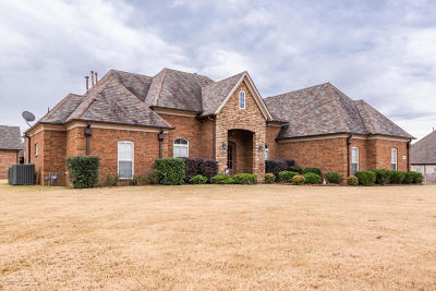 Southaven Single Family Home For Sale: 1305 Gaston Drive