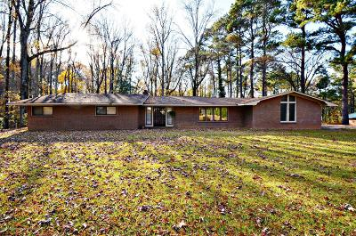 Holly Springs Single Family Home For Sale: 360 Cedar Hills Road
