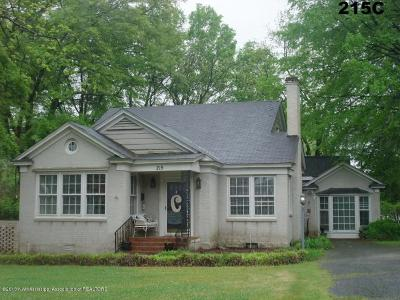 Tate County Single Family Home For Sale: 215 McKie Street