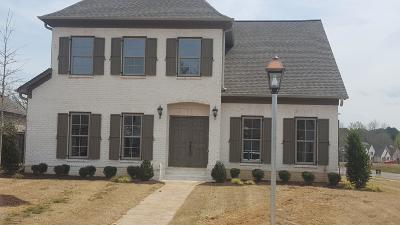 Olive Branch Single Family Home For Sale: 4200 Woodgate Lane
