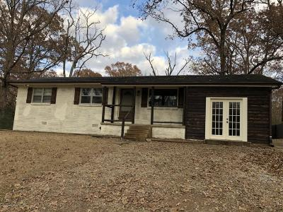 Hernando Single Family Home For Sale: 4684 S Hwy 51