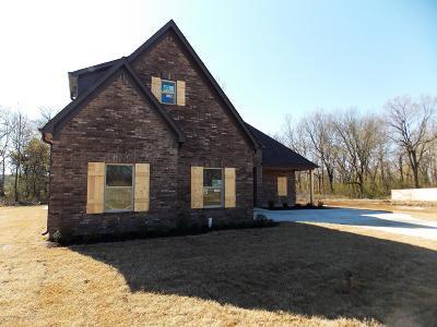 Hernando Single Family Home For Sale: 3495 Tate's Way