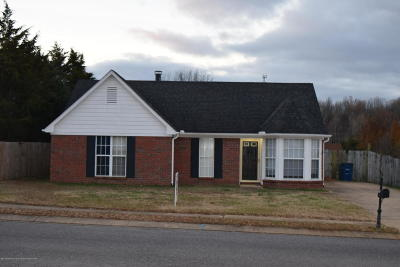 Olive Branch Single Family Home For Sale: 10465 Carrington Drive